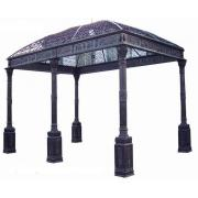 Gazebo Victorian Rectangle