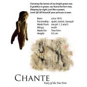 The Iron Fairies Chante